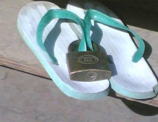 thong lock