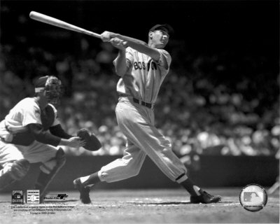 Ted Williams' Frozen Head Abused at Cryogenics Facility