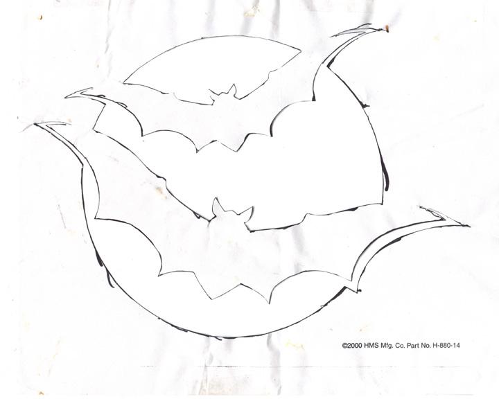 Bat Pumpkin Carving St...