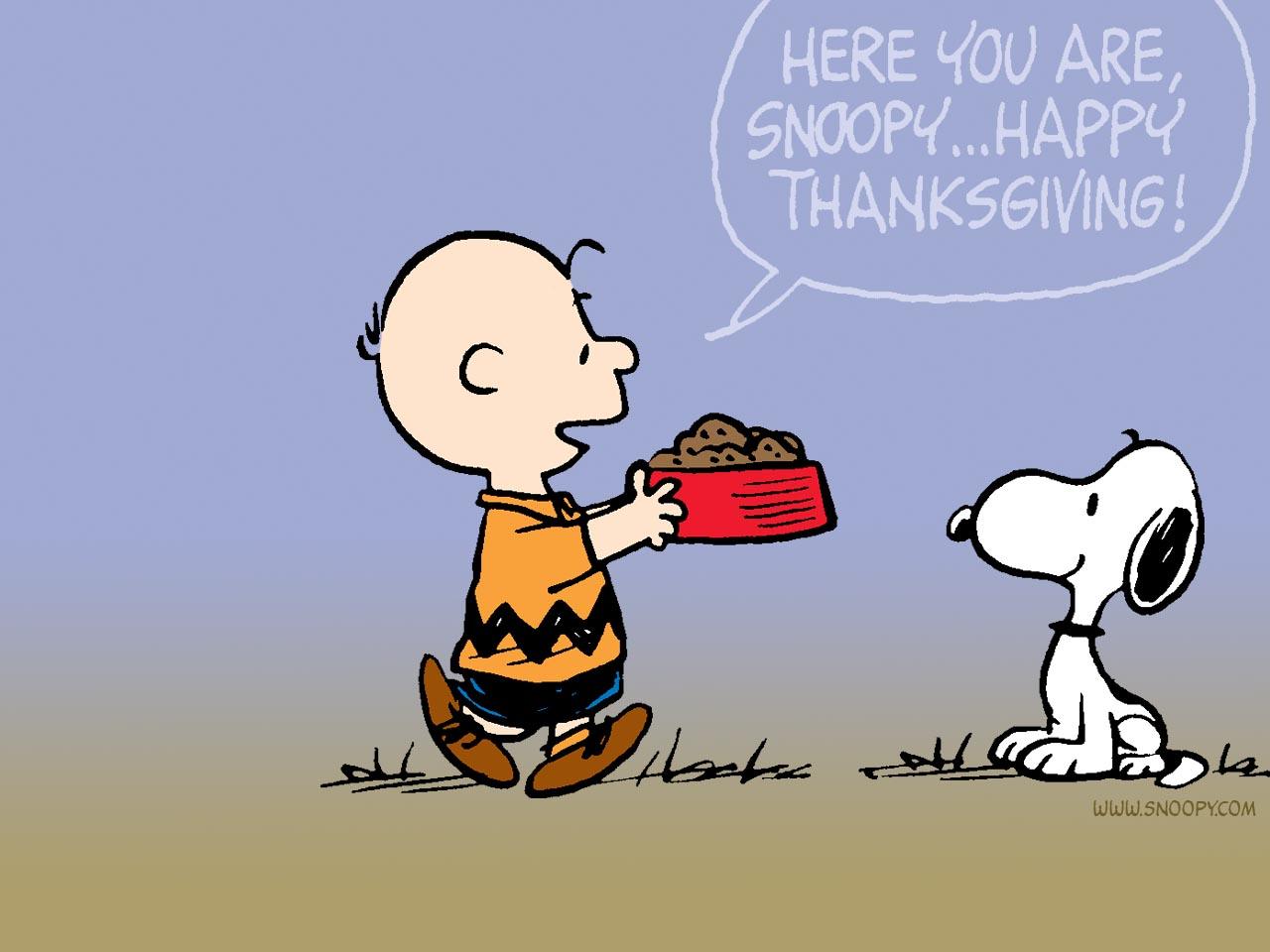 Cartoon Thanksgiving Wallpapers | 9st Street - Holiday ...