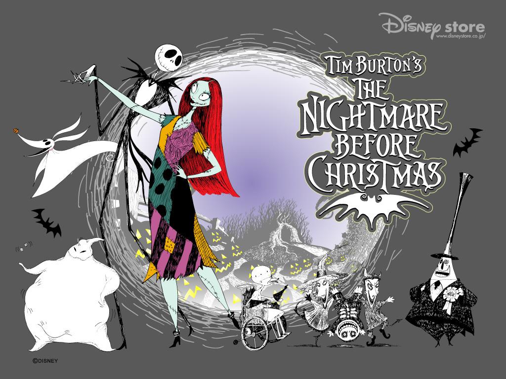 Nightmare Before Christmas Wallpapers