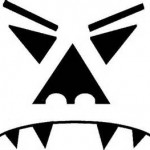 angry_fangs Pumpkin Face Free Pumpkin Carving Template