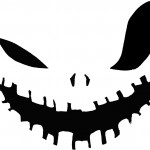 big_eye_wicked_smile Pumpkin Face Free Pumpkin Carving Template