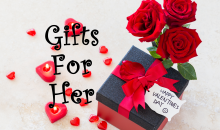 Top Valentine's Gifts for Her 2019