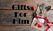 Top Valentine's Gifts for Him 2019